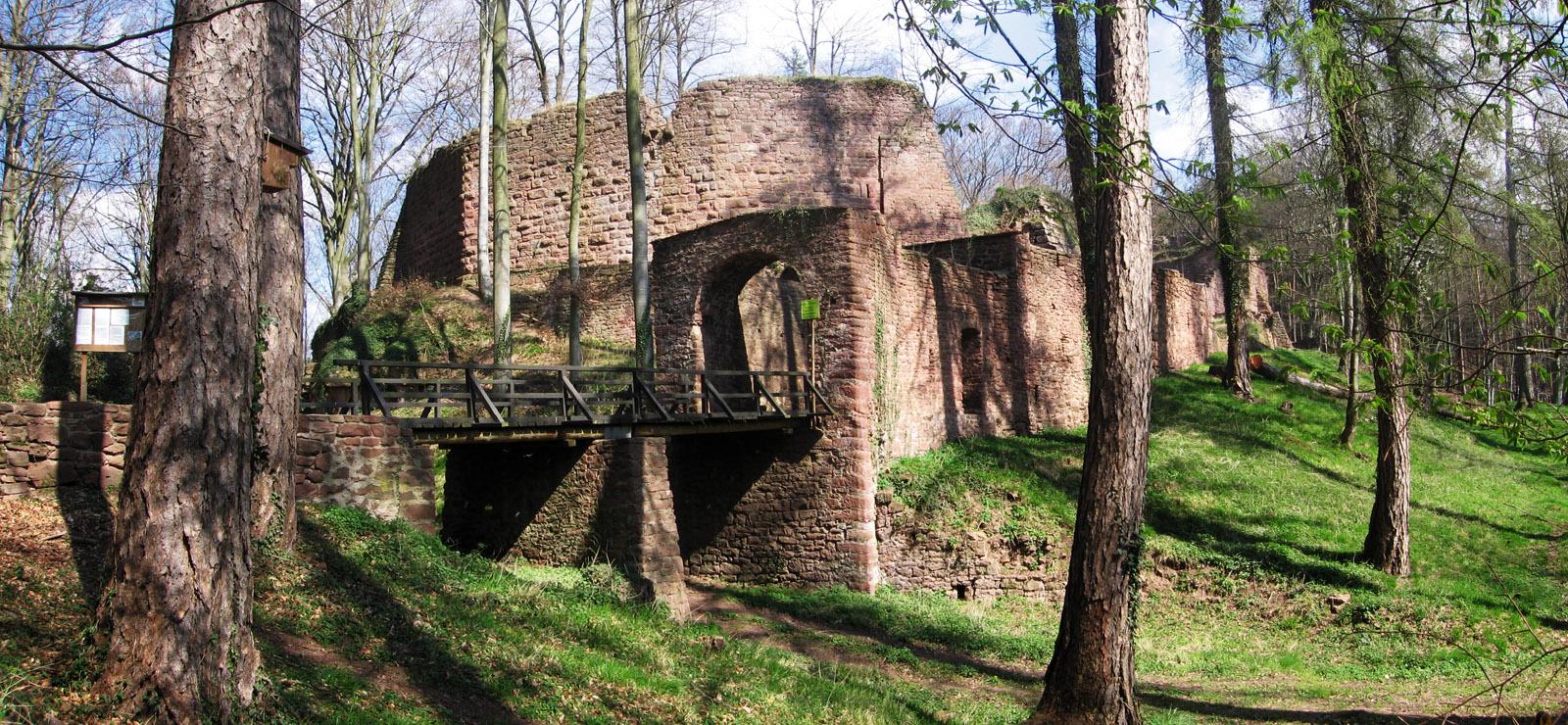 Burgruine Wildenstein (Eschau)